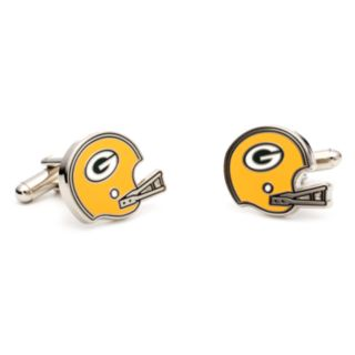Green Bay Packers Retro Helmet Cuff Links