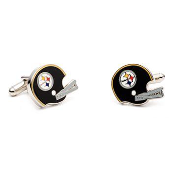 Pittsburgh Steelers Retro Helmet Cuff Links
