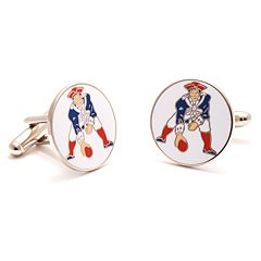 New England Patriots Vintage Cuff Links