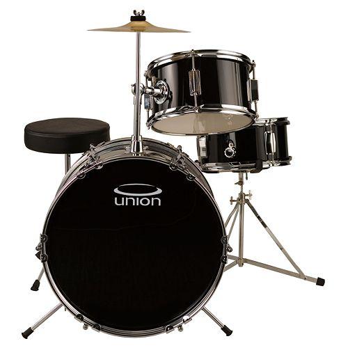 Union Junior 3-pc. Drum Set