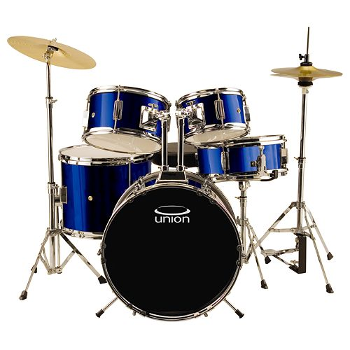 Union Junior 5-pc. Drum Set
