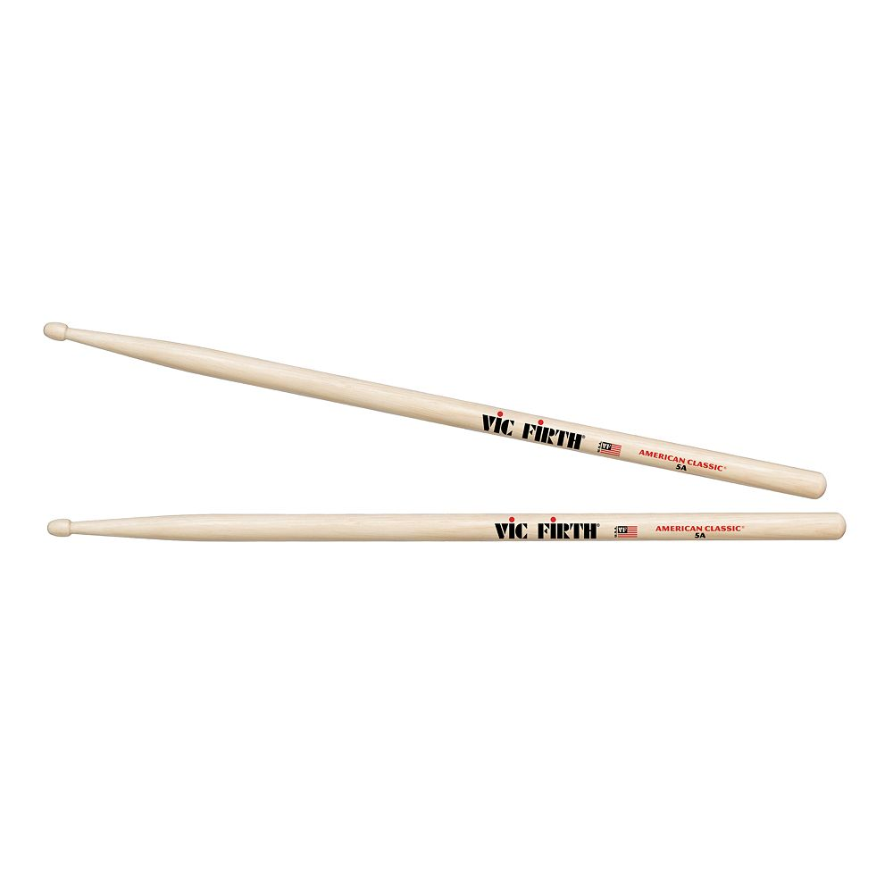 Vic Firth American Classic 5A 2-pc. Drumstick Set