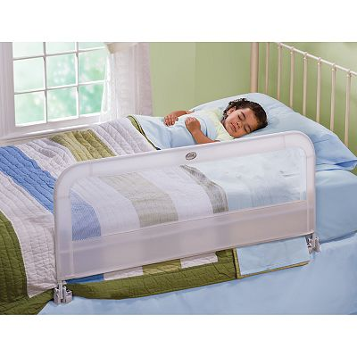 5rako antiques munire savannah toddler guard rail petal pink. Black Bedroom Furniture Sets. Home Design Ideas