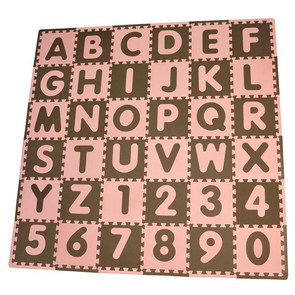 Tadpoles Letters & Numbers Play Mat
