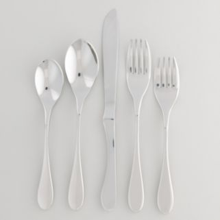 Knork Matte 20-pc. Flatware Set