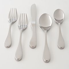 Knork 20-pc. Flatware Set