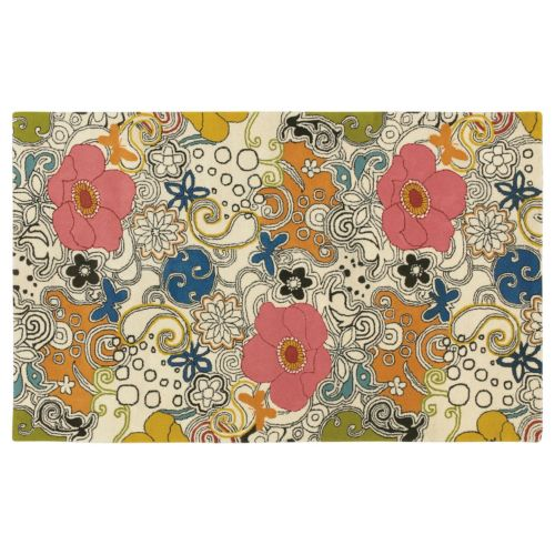 Surya Goa Floral and Paisley Rug - 5' x 8'