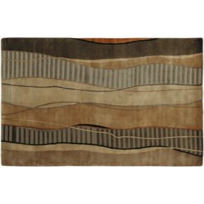 Surya Mugal Wave Rug - 24'' x 36''