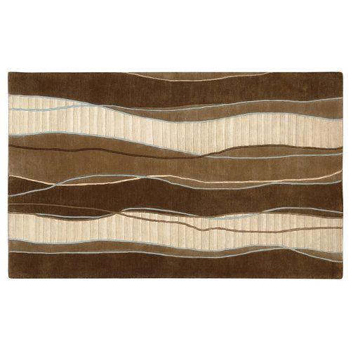 Surya Mugal Wave Rug