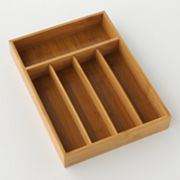 Totally Bamboo Cutlery Tray