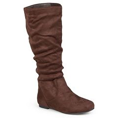Journee Collection Rebecca Women's Knee-High Slouch Boots