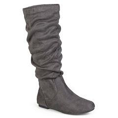 gray boots like uggs