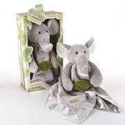 Baby Aspen Ekko the Elephant Little Expeditions Plush Blanket