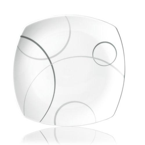 Mikasa Geometric Circles Dinner Plate