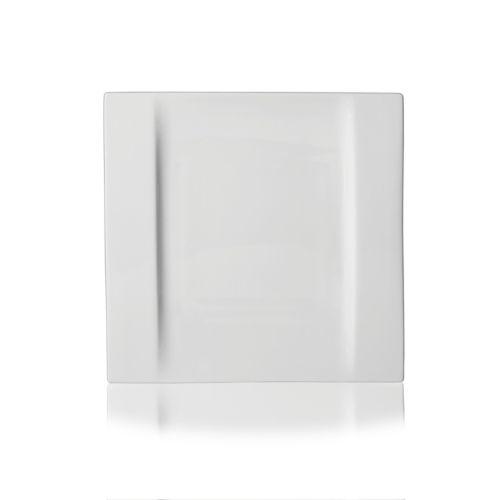 Mikasa Modern White Salad Plate