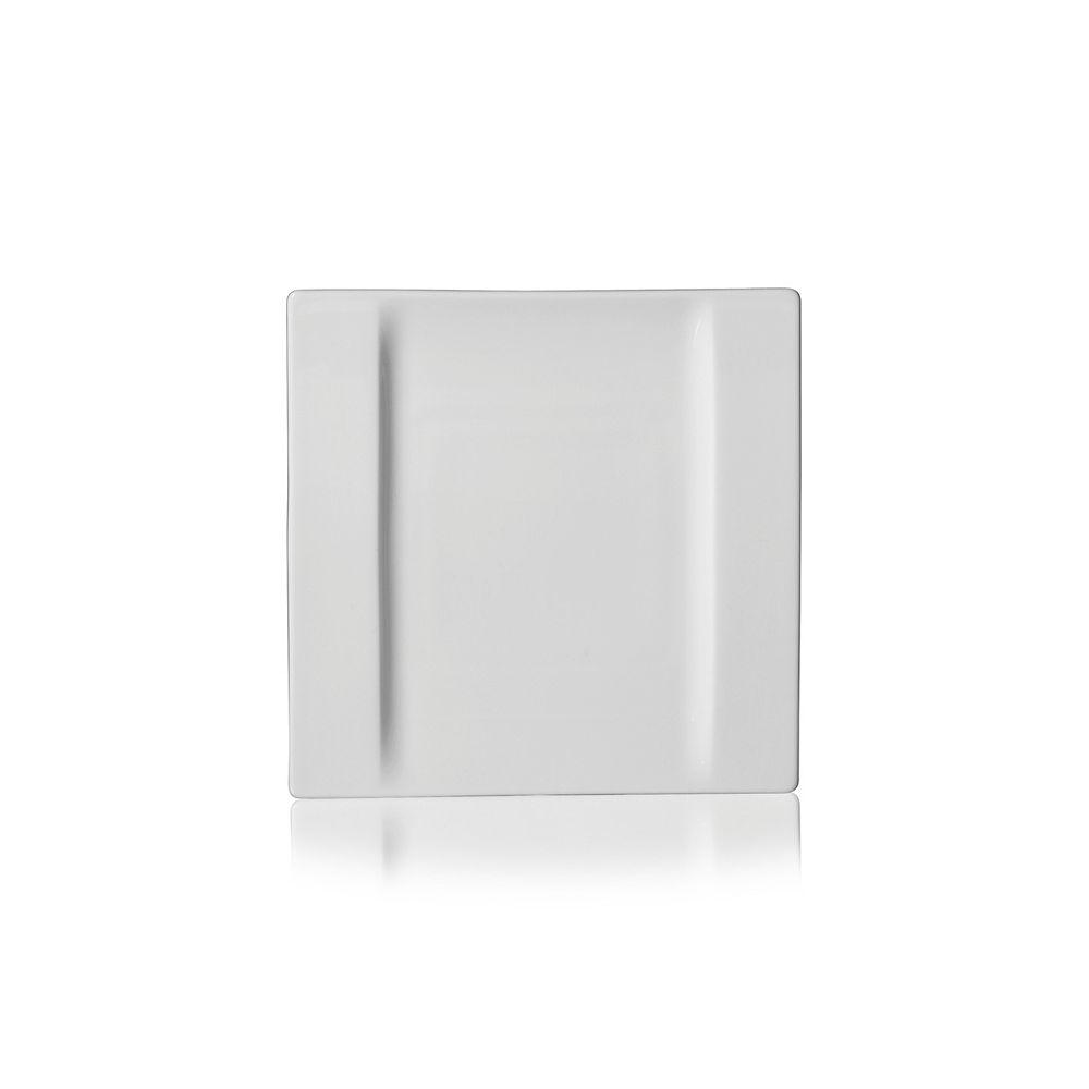 Mikasa Modern White Bread & Butter Plate
