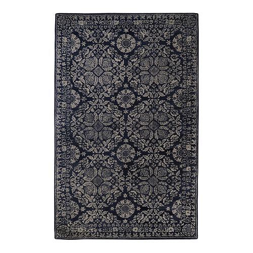 Decor 140 Smithsonian Floral Wool Rug
