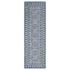 Surya Smithsonian Tile Rug Runner - 30'' x 96''