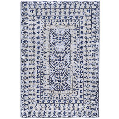 Decor 140 Smithsonian Tile Wool Rug