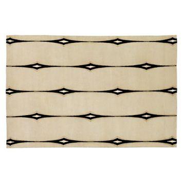 Surya Luminous Striped Rug - 5' x 8'