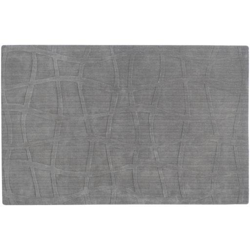 Surya Sculpture Geometric Rug - 5' x 8'