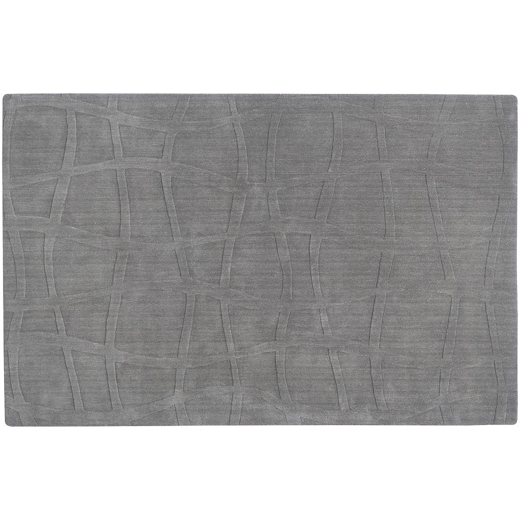 Surya Sculpture Geometric Rug - 8' x 11'