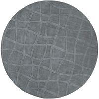 SuryaSculpture Geometric Rug - 8' Round