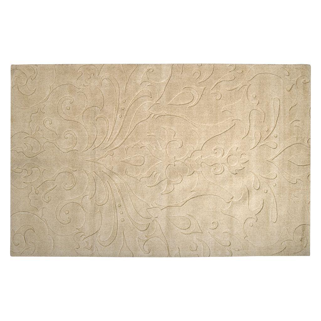 Surya Sculpture Floral Rug - 3'3'' x 5'3''