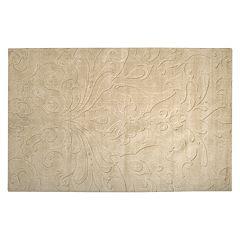 Surya Sculpture Floral Rug - 5' x 8'