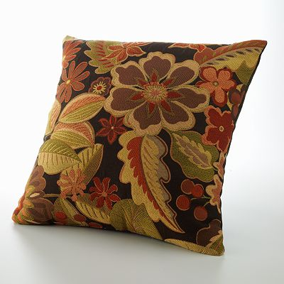 Lainey Floral Decorative Pillow