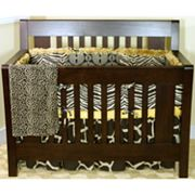 Cotton Tale 4-pc. Zumba Crib Bedding Set