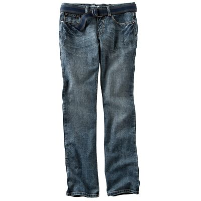 Urban Pipeline Slim Straight-Leg Jeans