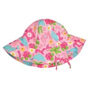 water wear by i play. Sea Life Sun Protection Hat - Baby
