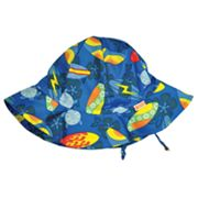 water wear by i play. Surfboards Sun Protection Hat - Baby