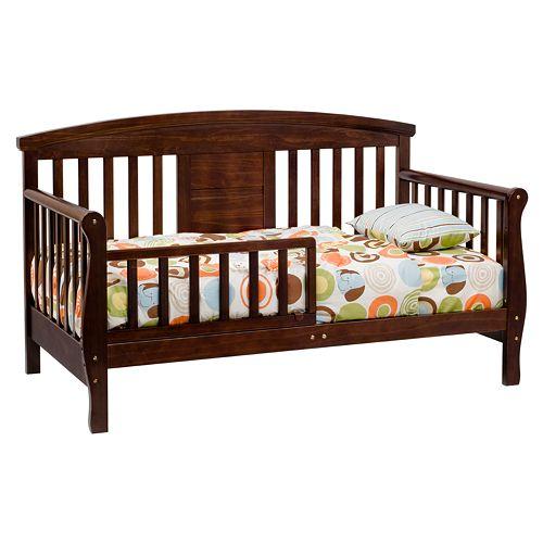 DaVinci Elizabeth II 3-in-1 Convertible Toddler Bed