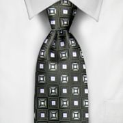 Haggar All Over Tie