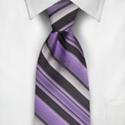 Haggar Shaded Striped Tie