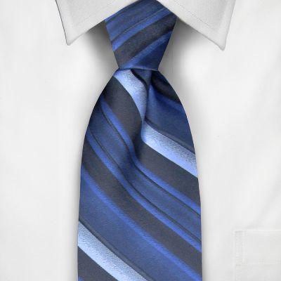 Haggar Shaded Striped Tie