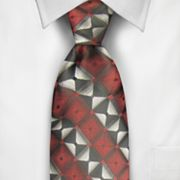 Haggar Shaded Grid Tie