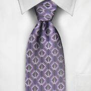Haggar Shaded Lattice Tie