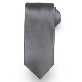 Extra Long Haggar® Satin Solid Tie - Big & Tall
