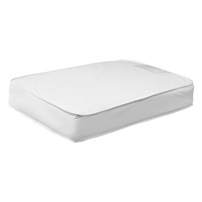 DaVinci Crescent 50-Coil Mini Crib Mattress