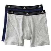 adidas 2-pk. Stretch Boxer Briefs