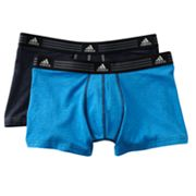 adidas 2-pk. Stretch Trunks