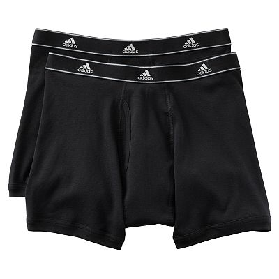 adidas 2-pk. Athletic Comfort Boxer Briefs