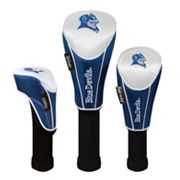 Team Effort Duke Blue Devils 3-pc. Head Cover Set