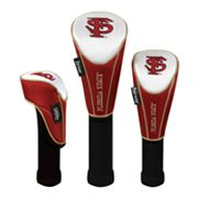 Team Effort Florida State Seminoles 3-pc. Head Cover Set