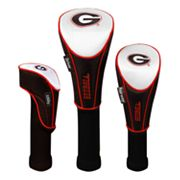 Team Effort Georgia Bulldogs 3-pc. Head Cover Set