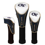 Team Effort Georgia Tech Yellow Jackets 3-pc. Head Cover Set