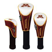 Team Effort Minnesota Golden Gophers 3-pc. Head Cover Set